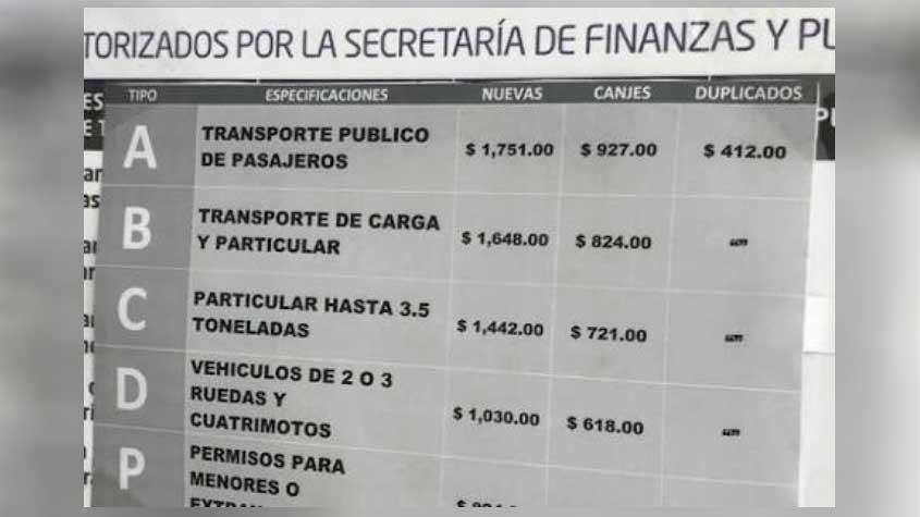 Aumenta El Costo De Licencias Para Conducir En Veracruz